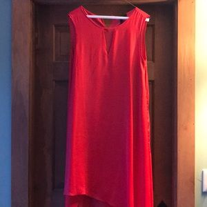 BCBG MAX Azria pretty red dress.